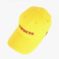 EXPRESS 6P CAP (YELLOW)