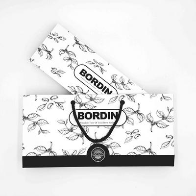 보르딘 콜드브루 더치커피 앰플 12종 선물세트 (25ml x 12)