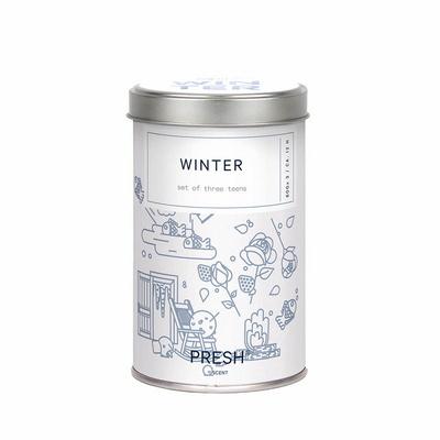 미스테리 캔들 winter TEEN TIN SET 윈터 틴틴세트