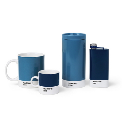 New 팬톤 투고컵 보온보냉430ml(블루)