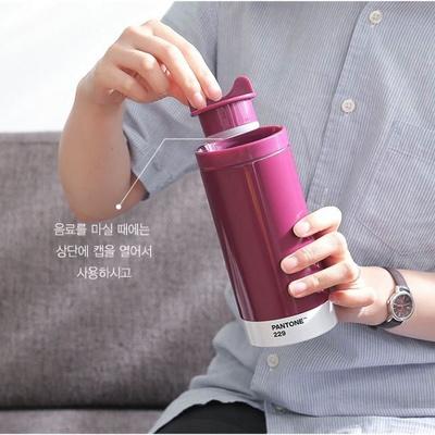New 팬톤 투고컵 보온보냉(오버진)