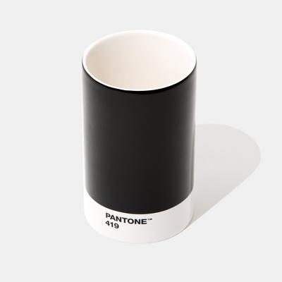 New 팬톤 다용도컵(블랙419)