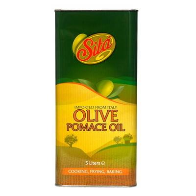 [치즈파티] 시타 포마스 올리브 오일 5L