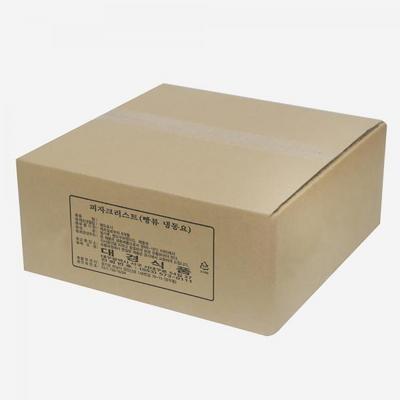 초벌구이 피자도우 10번(25cm) 씬 피자용 1박스