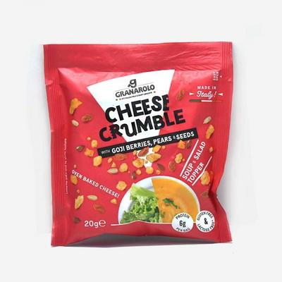 치즈 크럼블(고지베리,피어,씨드) 20g*4개