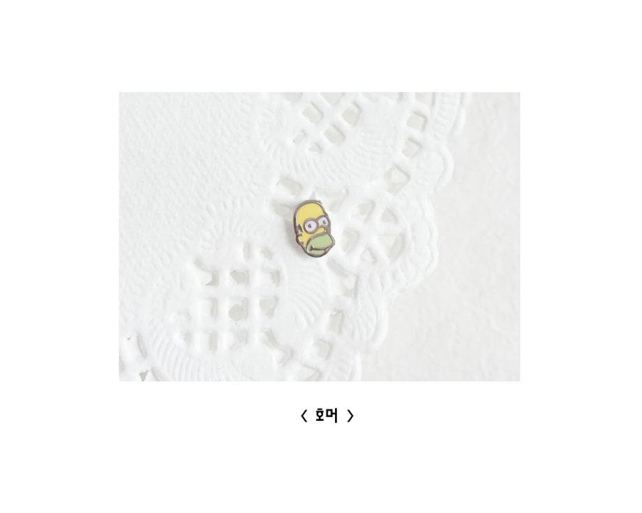 패밀리 피어싱 - 링가, 7,000원, 실버, 이어커프/피어싱