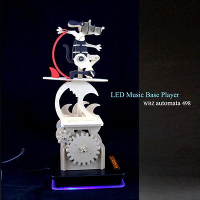 LED 자동 플레이어 - LED MUSIC BASE PLAYER