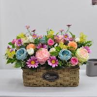 플라워믹스-조화 꽃바구니 생일 승진 축하 기념일