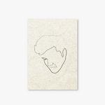 Drawing Series - Type D - Man