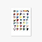 Arrangement Series - Type A - Bird