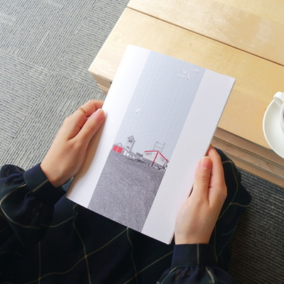 Sketch Series - Type B - Boat