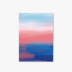 Nature Watercolor Series - Type C - Sunset