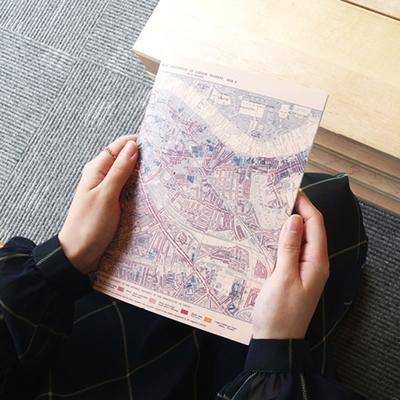 Old Map Series - Type B - London Map-2