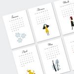 2018 CALENDAR - Warm Dailylife