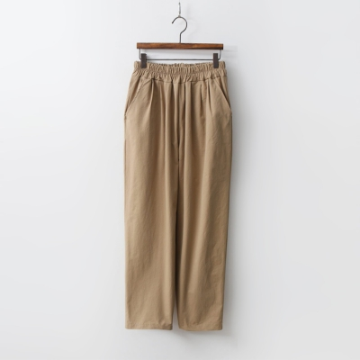 Super Cotton Baggy Pants