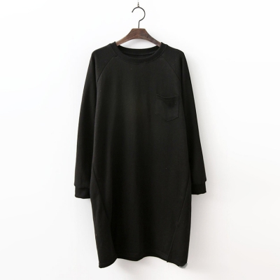 포켓 롱티셔츠 Pocket Long Long Tee