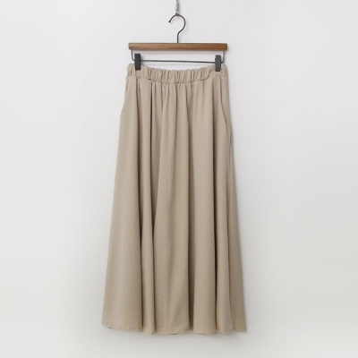 Autumn Cotton Full Long Skirt
