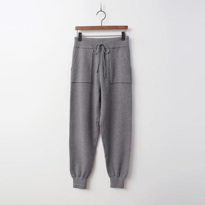 Boho Knit Jogger Pants