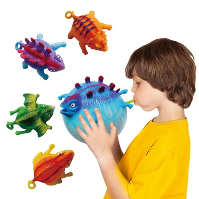 공룡풍선 Dinosaur Balloon ball