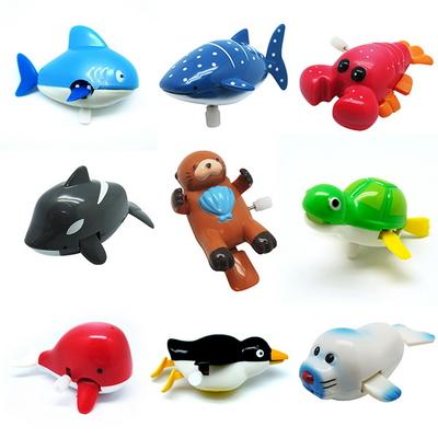 아쿠아물속체험_물놀이 목욕놀이 장난감(태엽완구)