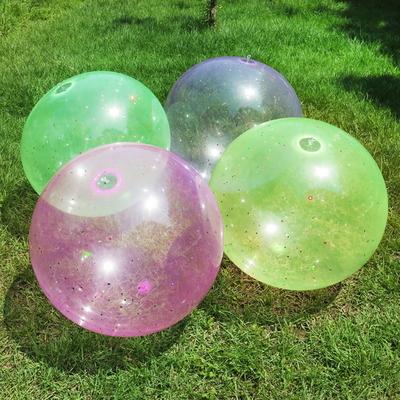 젤리볼 투명 젤리 비치볼 최대 90cm 대형 사이즈