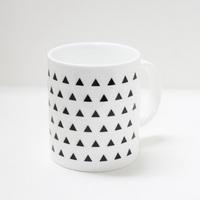 삼각패턴심플머그컵