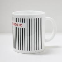 COFFEE HOLIC 심플머그컵