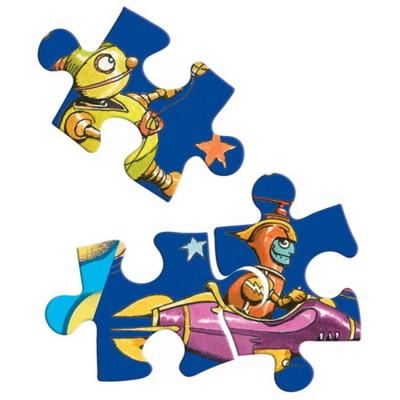 이부 멋진 로봇들 64피스 퍼즐 (5세 이상, 빅사이즈피스, 완성 38X38cm)