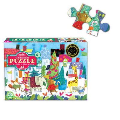이부 크리스마스 이브 퍼레이드 42피스 퍼즐 (4세 이상, 빅사이즈피스, 완성 28X38cm)