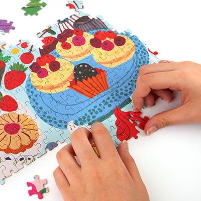 이부 달콤한 디저트 1008피스 직소퍼즐 (8세 이상, 완성 63.5X63.5cm)