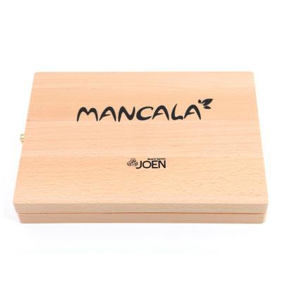 만칼라 원목 보드게임 / 4세이상 2인 전략