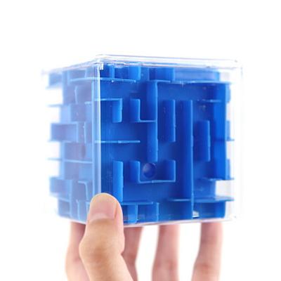 3D 미노스 큐브 퍼즐게임 / 3세이상, 1인, 구슬미로