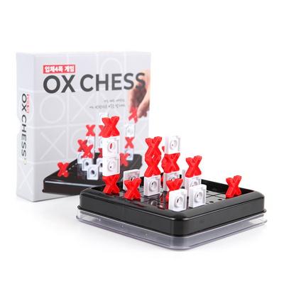 게임올로지 OX 체스 보드게임 2인 8세이상 입체사목