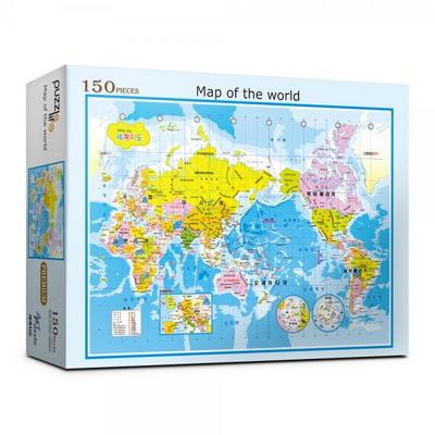 150피스 세계지도 직소퍼즐 PL150-23