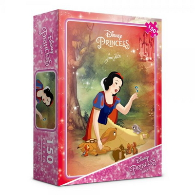 [Disney] 디즈니 백설공주 직소퍼즐(150피스/D150-1)
