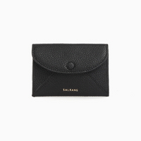 REIMS W019 Envelope Card Wallet Black