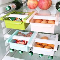 슬라이드 냉장고 선반