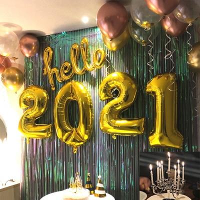 (오늘파티)2021신년파티 패키지 3컬러