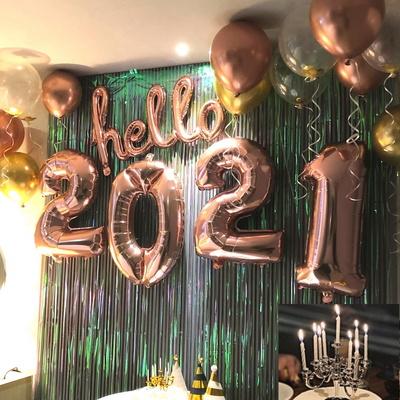 (오늘파티)2021신년파티 패키지 핑크