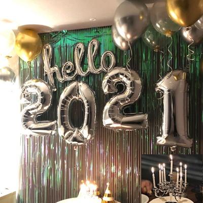(오늘파티)2021신년파티 패키지 실버