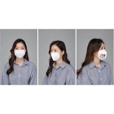 국산 KF94 입체형 세이퓨 숨쉬기 편한 마스크 대형 1매