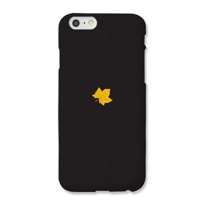 [팬택] 가을 낙엽 블랙 B-2293 하드 케이스