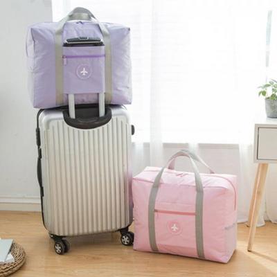 캐리어 결합 폴딩 가방 러비