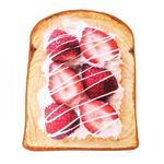 MARU DE PAN 블랭킷 딸기크림