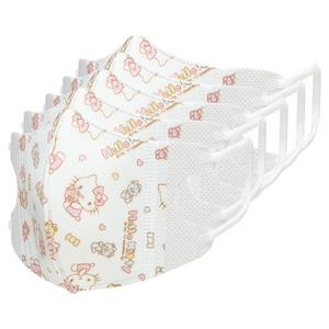 헬로키티 유아용 입체 마스크 5P (5개 묶음상품)