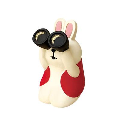 concombre 쌍안경 토끼