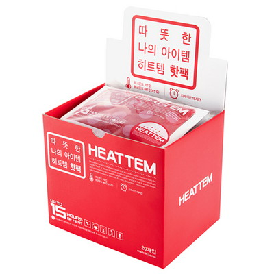 히트템 - 레드(20개_선물박스)