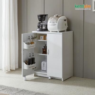 미스트 UV하이글로시 주방수납장(냉장고/일반) KDG-801