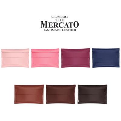 메르카토-덮개명함지갑만들기 가죽공예DIY