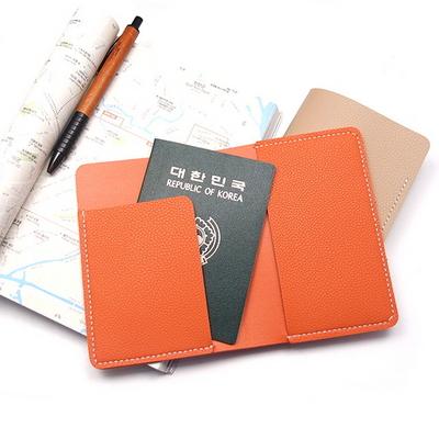 여권 커버 만들기 가죽공예 교육용 체험 이니셜무료